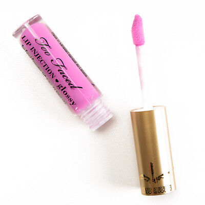 Too Faced Lip Injection Glossy Juicy Color Plumping Lip Gloss 1g Like A Boss