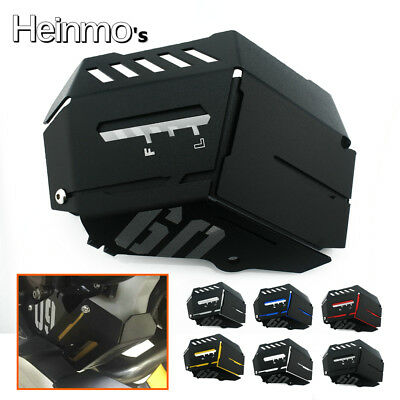 CNC Radiator Water Coolant Tank Guard Cover For Yamaha MT09 MT-09 FZ09 2014-2016