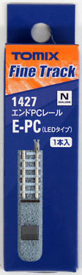 Tomix 1427 PC Buffer Track E-PC(F) (with Iluminated Lantern) (1 piece) (N scale)