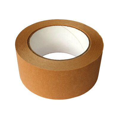 Paper Tape - Craft Tape - 100% recyclable  -  hotmelt based adhesive -50mm x 50m
