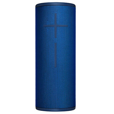 Ultimate Ears MEGABOOM 3 Portable Bluetooth Speaker-Lagoon Blue (Free Postage)