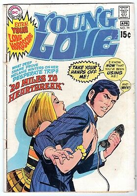 Young Love #79, Very Good Condition