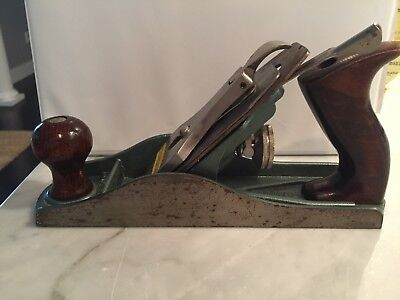 "VINTAGE CRAFTSMAN 9 3/4"" SMOOTHING PLANE  #C557B   Similar to Stanley #4"