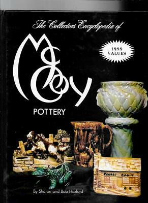 McCOY POTTERY VOLUME I w PRICE GUIDE by SHARON & BOB HUXFORD