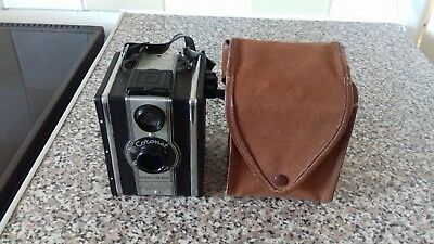 Vintage/Retro 1950's CORONET Twelve-20 BOX CAMERA (colour filter model)