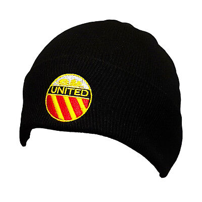 d4365fb3f92 LIVERPOOL FC OFFICIAL Hat Selection Beanie Bronx Black Red Adult ...