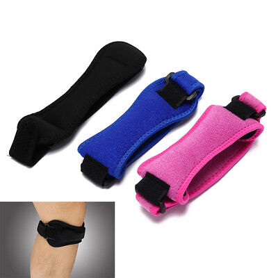 Adjustable Sport Gym Patella Tendon Knee Support Brace Strap Band Wrap_TO