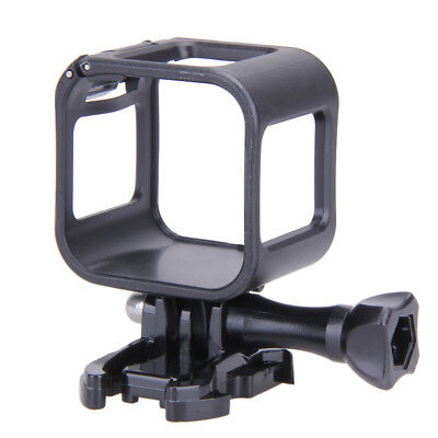 Low Profile Housing Frame Cover Case Mount Holder for GoPro Hero 4 5 Sessio #Z