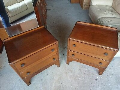 Antique Vintage Dresser And Set of Drawers, Good Condition