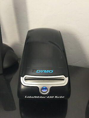 Dymo LabelWriter 450 Turbo Label Thermal Printer - excellent condition