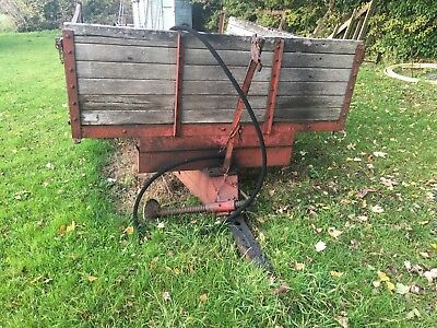 Wooden Farm Trailer 3 Ton