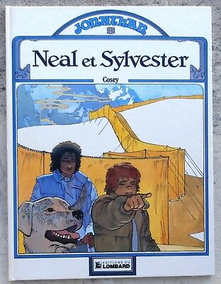 Jonathan 9 Neal et Sylvester EO 1983 Neuf Cosey