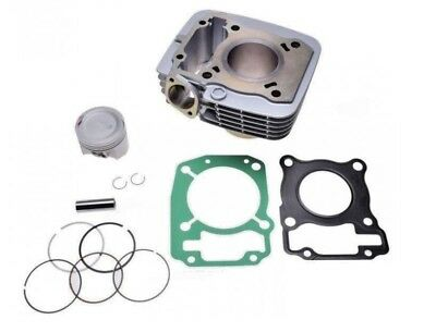NEW CYLINDER BARREL KIT 125cc FOR HONDA CBF 125 (08-12) PISTON 52,40mm