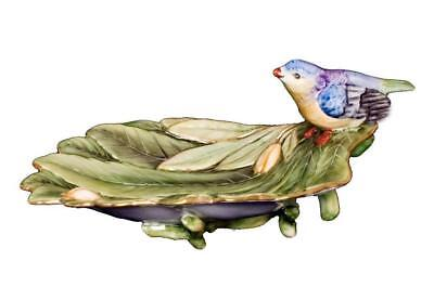 M299 - Anna Weatherley Giftware Bird tray 8.25""