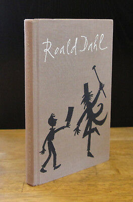 CHARLIE AND THE CHOCOLATE FACTORY (2002) ROALD DAHL, Folio Society 1st Edition