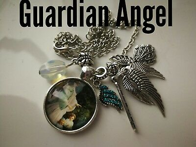 Code 378 Guardian Angels your protector n guide Holy Communion Confirmation Gift