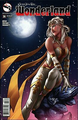Grimm Fairy Tales Presents Wonderland #16 ~ Zenescope comic