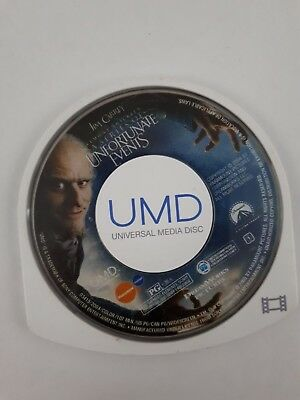 Lemony Snickets A Series of Unfortunate Events (UMD for PSP, 2005)