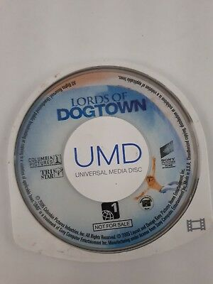 Lords of Dogtown (UMDfor PSP, 2005)