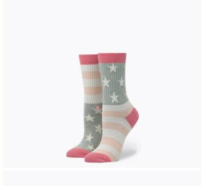 Stance Girls Collection Socks Youth Size Medium 11-1 Liberty Girls