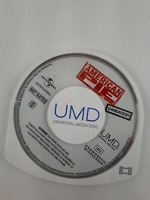 American Pie (UMD for PSP, 2005, Not Rated)