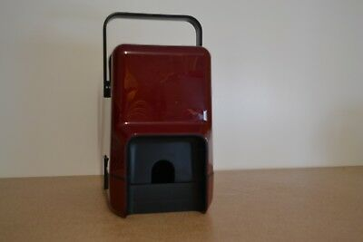 Decor wine cask cooler retro Burgundy 1970's/ 80's