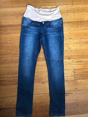 Maternity Jeans Size 12 Jeanswest Size 12 Maternity Jeans Straight Leg As New