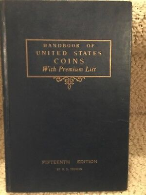 Handbook Of United States Coins 1958 15th Edition