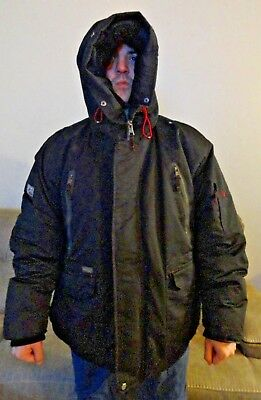 J. Whistler Winter Everest Down Insulated Jacket Parka 4Xl  Made In Canada