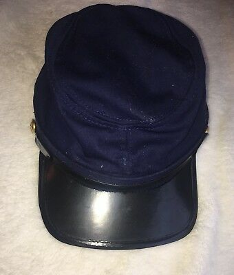 American Civil War Kepi Hat Union Army - Blue - One Size - Americana Souvenirs