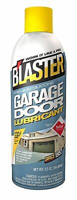 Blaster Premium Garage Door Silicone Lubricant Spray 9.3 Oz 16-GDL