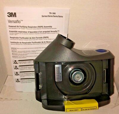 3M Replacement Blower TR-301N, for Versaflo TR-300 and Speedglas TR-300-SG PAPR