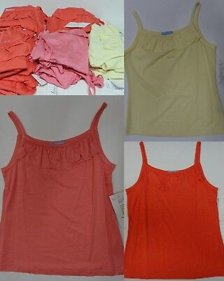 WILLOUGHBY LOT of 35 GIRL'S SPAGHETTI STRAP TOPS BOUTIQUE CLOSE OUT RESALE NEW