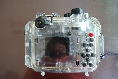 Canon  40M 130ft Underwater Diving Housing Case WP-DC52 for Canon G16 Camera