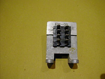WWII Signal Corps Military Radio Receiver BC224 BC348  PSU connector SO143 nos