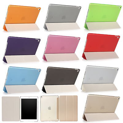 Slim Smart Cover Stand Wallet Leater Case For iPad 5th 2017/ 6th 2018 9.7 inch