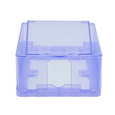 1x Type Blue Wiring Socket Switch Waterproof Cover Box For Socket Panel Mounting