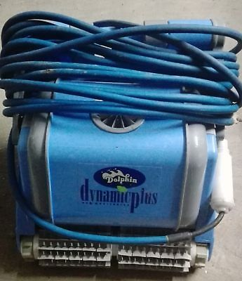 Poolroboter Dolphin Dynamic Plus Schwimmbecken Sauger