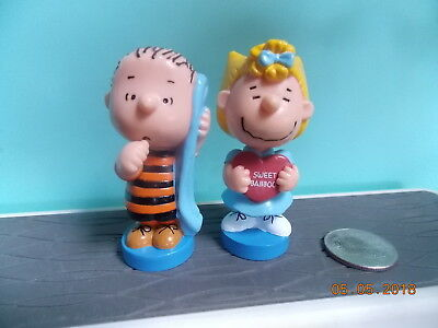 Peanuts Linus and Sweet Baboo Sally Figure