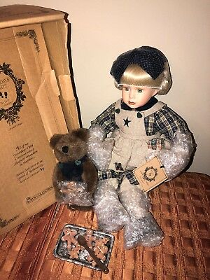Yesterdays Child Collection, JEAN MARIE True Blue Collection Doll