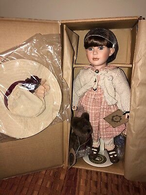 Yesterdays Child Collection, MADISON True Blue Collection Doll
