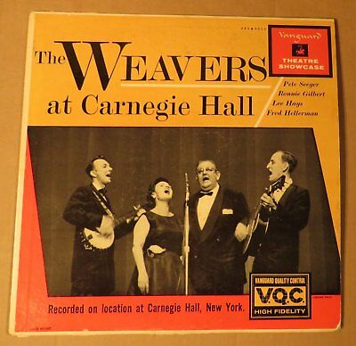 the weavers play