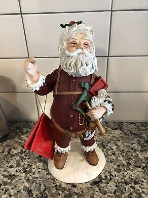 "Vintage 1983 Duncan Royale History of Santa Nast 9"" Limited Edition"