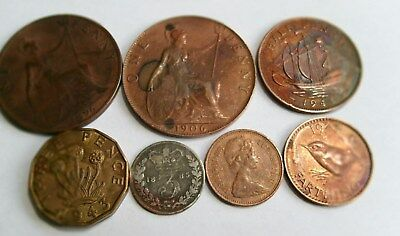England/Great Britain/UK coins