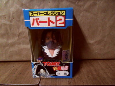 Yu Yu Hakusho Karasu Chibi Mini Figure Tomy Official Japan RARE YuYu