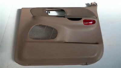Rear Door Panel 2003 Ford F150 Pass Tan Leather Crew Cab Elec Fits 01-03 F150