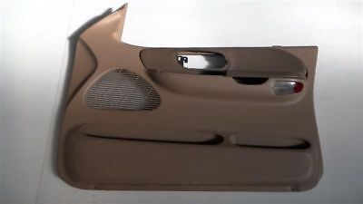 Front Door Panel 2003 Ford F150 Pass Tan Leather Crew Cab Elec Fits 01-03 F150
