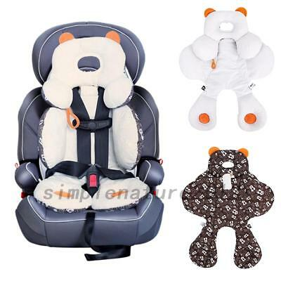 Portable Baby Pram Stroller Car Seat Pillow Cushion Head Body Support Pad Mat AU