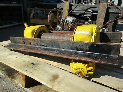 Tulsa Winch 9,000 lb First Line Pulling Capacity (only one winch)