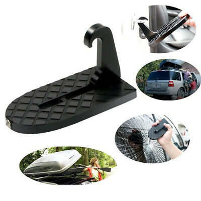 Folding Car Truck Doorstep Hook Latch Hammer GIves Easy Access To Car Rooftop